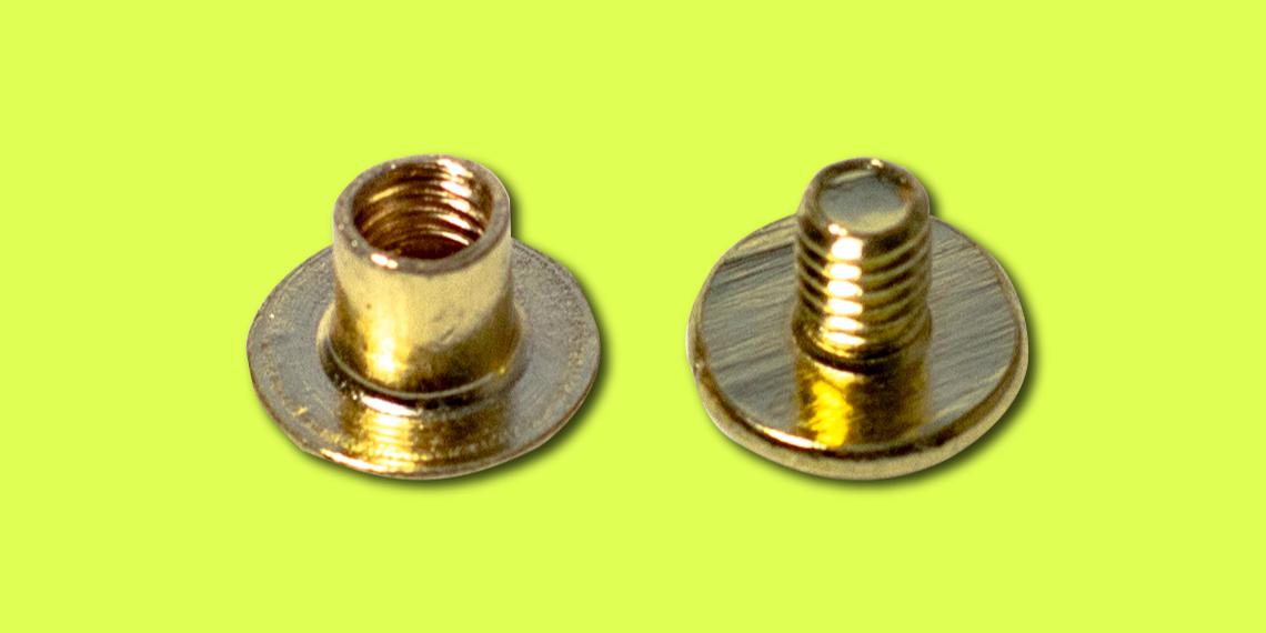 Premium Binding Screws Interscrews